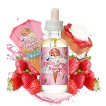 Жидкость Milky Cones Vapory Strawberry Shortcake 60мл