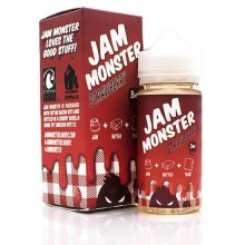 Жидкость Jam Monster 'Strawberry' 100 мл
