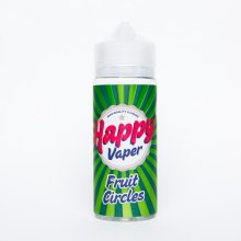 Жидкость Happy Vaper Fruit Circles
