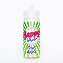 Жидкость Happy Vaper Sour Apple