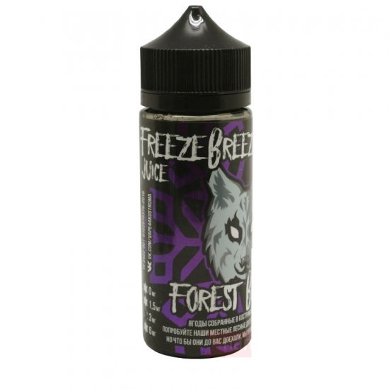 Жидкость Forest Berry - Freeze Breeze