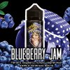 Frankly Monkey Black Edition - Blueberry Jam