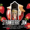 Frankly Monkey Black Edition - Strawberry Jam