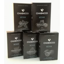 Chabacco medium White Tea (Белый чай) 50 г