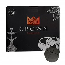 Уголь Crown Kaloud 112 шт